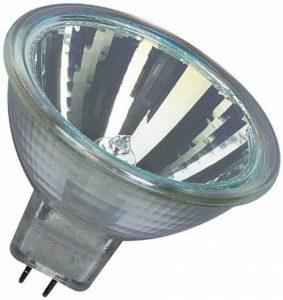 Osram 44860WFL Lot de 10 ampoules halogènes Decostar 51s 12 V 20 W avec culot GU 5,3 36, réflecteur dichroïque et disque de recouvrement Ø 51 mm de la marque Osram image 0 produit
