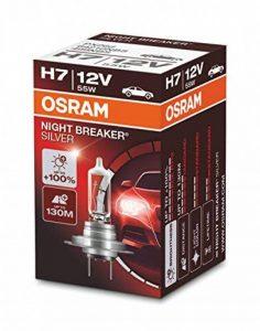 Osram 64210NBS Night Breaker Phare Halogène Silver H7, 12 V de la marque Osram image 0 produit