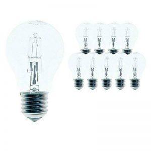Osram 64543A Pro Classic A Lot de 10 ampoules halogènes de forme standard 46 W (équivalant à 60 W) Culot E27 235 V, E27 46 wattsW 230 voltsV de la marque Osram image 0 produit