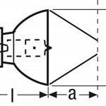 Osram 64617 S 75W 12V G5,3 20X1 Lampe Halogène avec Réflecteur Diamètre 35 mm de la marque Osram image 2 produit