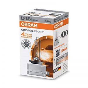 OSRAM 66140 Ampoule xénon XENARC ORIGINAL D1S HID, Lampe à Décharge, Qualité de l'Équipement d'Origine OEM, Boîte pliante, 1 pièce de la marque Osram image 0 produit