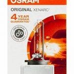 OSRAM 66140 Ampoule xénon XENARC ORIGINAL D1S HID, Lampe à Décharge, Qualité de l'Équipement d'Origine OEM, Boîte pliante, 1 pièce de la marque Osram image 3 produit