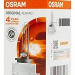 OSRAM 66140 Ampoule xénon XENARC ORIGINAL D1S HID, Lampe à Décharge, Qualité de l'Équipement d'Origine OEM, Boîte pliante, 1 pièce de la marque Osram image 4 produit
