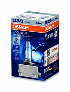 OSRAM 66340CBI Ampoule Xénon XENARC COOL BLUE INTENSE D3S HID Lampe à Décharge, Boîte Pliante, 1 pièce de la marque Osram image 0 produit