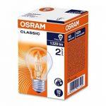 Osram Ampoule 230 V Verre 77 Transparent E27 Lot de 5 de la marque Osram image 1 produit