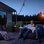 Osram Ampoule Forme Classique A Décor LED Lampe, Verre, Bleu, E27, 2 W de la marque Osram image 2 produit
