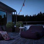 Osram Ampoule Forme Classique A Décor LED Lampe, Verre, Bleu, E27, 2 W de la marque Osram image 3 produit