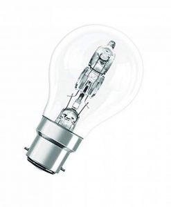 Osram Ampoule halogène basse consommation Classic A BC/B22d 30 Watt Transparent de la marque Osram image 0 produit