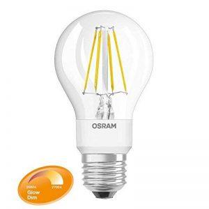 Osram Ampoule LED Verre 7 W Transparent de la marque Osram image 0 produit