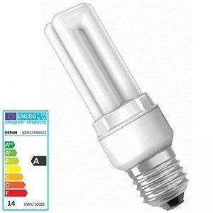 Osram CFLI Lampe DINT LL 14W/827E27Blanc lumière chaude de la marque Osram image 0 produit