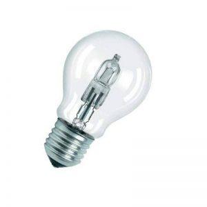 Osram Classic A 64547 haute tension pour les lampes à halogènes à économie d'énergie E27 230 V 77/W Remplace ampoules 100 W Transparent de la marque Osram image 0 produit