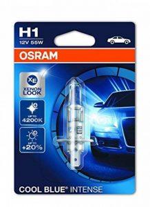 Osram COOL BLUE INTENSE H1 Lampe Halogène 64150CBI-01B 12V Blister Individuel de la marque Osram image 0 produit