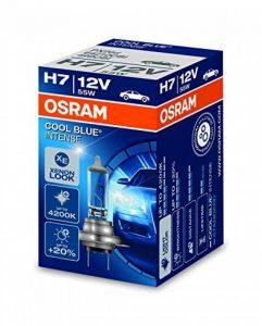 OSRAM COOL BLUE INTENSE H7 Lampe Halogène 64210CBI 12V Boîte Pliante de 1 de la marque Osram image 0 produit