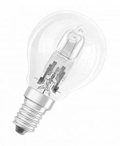 OSRAM Lampe halogène / classique P / E14 Base / dimmable / 30 Watt - remplacement de 40 Watt / blanc chaud - 2700K / 5-pack de la marque Osram image 0 produit