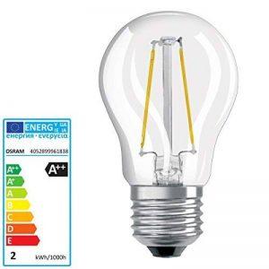 OSRAM Lampe LED PARATHOM Retrofit CLASSIC P, 2,0 Watt, E27 de la marque Osram image 0 produit