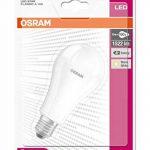 OSRAM LED STAR Ampoule LED, Forme Classique: E27, 14 W Equivalent 100W, dépolie, Blanc Chaud 2700K de la marque Osram image 4 produit