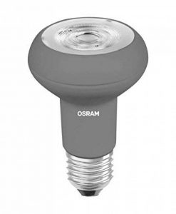 OSRAM LED STAR R63 / Réflecteur LED, Culot E27, 5W Equivalent 64W, 220-240V, Angle : 36°, Blanc Chaud 2700K, Lot de 1 pièce de la marque Osram image 0 produit