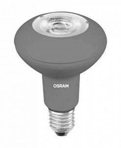 OSRAM LED STAR R80 / Réflecteur LED, Culot E27, 5W Equivalent 71W, 220-240V, Angle : 36°, Blanc Chaud 2700K, Lot de 1 pièce de la marque Osram image 0 produit