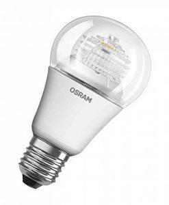 OSRAM LED SUPERSTAR Ampoule LED, Forme Classique, Culot E27, Dimmable, 10W Equivalent 60W, 220-240V, dépolie, Blanc Chaud 2700K, Lot de 1 pièce de la marque Osram image 0 produit