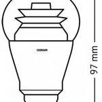 OSRAM LED SUPERSTAR Ampoule LED, Forme Classique, Culot E27, Dimmable, 10W Equivalent 60W, 220-240V, dépolie, Blanc Chaud 2700K, Lot de 1 pièce de la marque Osram image 3 produit