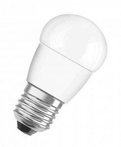 OSRAM LED SUPERSTAR Ampoule LED, Forme sphérique, Culot E27, Dimmable, 3,2W Equivalent 25W, 220-240V, dépolie, Blanc Chaud 2700K, Lot de 1 pièce de la marque Osram image 0 produit
