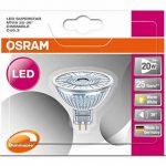 OSRAM LED SUPERSTAR MR16 / Spot LED, Culot GU5.3, Dimmable, 3W Equivalent 20W, 12 V, Angle : 36°, Blanc Chaud 2700K, Lot de 1 pièce de la marque Osram image 2 produit