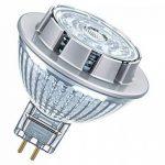 OSRAM LED SUPERSTAR MR16 / Spot LED, Culot GU5.3, Dimmable, 7,8W Equivalent 50W, 12 V, Angle : 36°, Blanc Froid 4000K, Lot de 10 pièces de la marque Osram image 1 produit