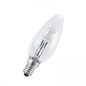Osram Lot de 5 Ampoule halogène E14 Intensité variable Classic, 46W de la marque Osram image 0 produit