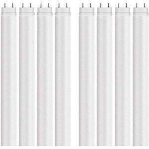 Osram Lot de 8 Tubes LED Value T8 G13 21,5 W Plastique Blanc de la marque Osram image 0 produit
