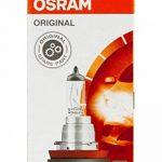 OSRAM Original 12V lampe halogène H8 64212 1 piece en boîte de la marque Osram image 2 produit