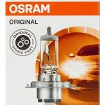 OSRAM ORIGINAL H4 Lampe Halogène 64193 12V Boîte Pliante de 1 de la marque Osram image 3 produit
