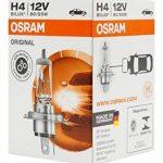 OSRAM ORIGINAL H4 Lampe Halogène 64193 12V Boîte Pliante de 1 de la marque Osram image 4 produit