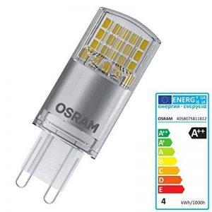 Osram parathom Pin G93.8W g9a + + blanc chaud Lampe LED (Blanc chaud, Argent, a + +, 50/60, 220–240, 4kWh) de la marque Osram image 0 produit