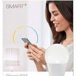Osram SMART+ - Ampoule LED Connectée E27 Zigbee - Equivalent 60W - Dimmable du Blanc Chaud 2000K au Blanc Froid 6500K - Compatible avec Alexa de la marque Osram image 2 produit