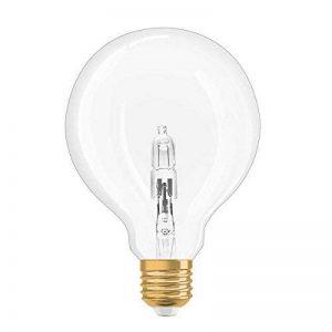 OSRAM Vintage Edition 1906 / Ampoule Halo, forme globe, design retro : E27, Dimmable, 20 W, 220…240 V, transparente, Blanc chaud 2700 K, Lot de 1 de la marque Osram image 0 produit