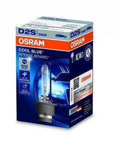 OSRAM XENARC COOL BLUE INTENSE D2S HID Lampe à Décharge 66240CBI Boîte Pliante de 1 de la marque Osram image 0 produit