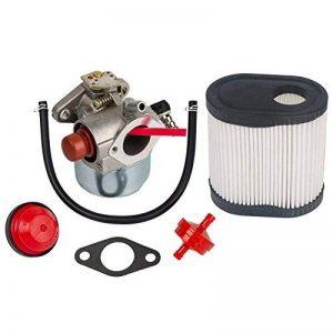 Ouyfilters Carburateur Carb pour Tecumseh tondeuses Toro Recycler 2001620017200186,75HP moteurs avec filtre à air pour Tecumseh 36905740083une Lev100Lev115 de la marque OuyFilters image 0 produit