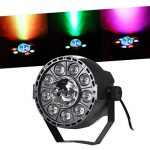 Pack de 2 jeux de lumière 2 en 1 - Projecteur PAR / Dôme ASTRO - LED RVB - DMX de la marque Pur Light image 2 produit