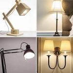 PACK DE 3 ampoules LED AUROLITE 12W, A60 B22 Blanc chaud 3000K LAMPOULES LED, ampoule à baïonnette LED, 960LM ultra brillant, ampoule à incandescence de 75 watts équivalente de la marque AUROLITE image 1 produit