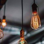 Pack de 6 ampoules Edison, Ampoule ancienne de style vintage, Ambre chaude, Dimmable (60w/220v) de la marque Basics Hardware image 3 produit