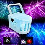 PACK DJ Light JEUX DE LUMIÈRE LED + 1 DERBY RGB + 1 GOBO FLOWER de la marque LytOr image 1 produit
