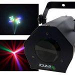 PACK DJ Light JEUX DE LUMIÈRE LED + 1 DERBY RGB + 1 GOBO FLOWER de la marque LytOr image 2 produit