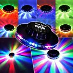 PACK Dj Sono Light Night Jeux de Lumière OVNI LED RVB + 2 Chenillards à 3 Modules de la marque LytOr image 1 produit