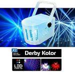 PACK Jeux de lumière Sono DJ LIGHT 2 EFFETS WHITE 3 LEDs RGB de la marque Lytor image 1 produit