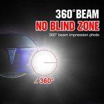 Paire HID phare Avant 12V DC 35W 7600LM D4S 12000K Phares Ampoules Xénon HID de Remplacement de la marque LS image 3 produit