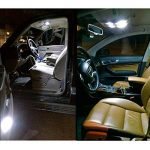Paquet de 10 T10 194 168 2825 W5W Blanc Canbus Sans Erreur 5730 LED Ampoules 12V, avec Remplacement pour Lampes pour Plaque D'immatriculation, Back Up Eclairage Inversé, Feux Arrière et Stop de la marque AMAZENAR image 2 produit