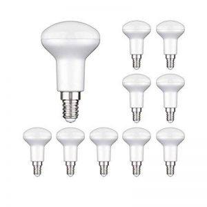 Parlat E14 LED Ampoule R50 4,6W =35W 380lm 110° Blanche-Chaude, 10 pcs de la marque Parlat image 0 produit