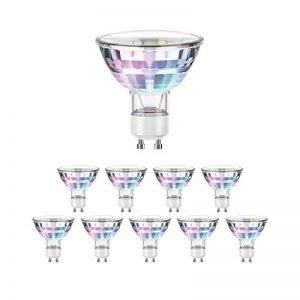 Parlat GU10 LED ampoule PAR16 1,7W =21W 140lm 110° blanche-chaude, 10 pcs de la marque Parlat image 0 produit