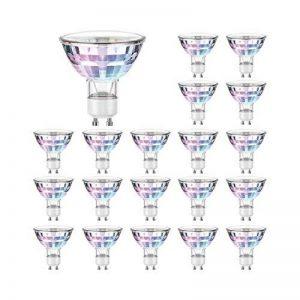 Parlat GU10 LED ampoule PAR16 1,7W =21W 140lm 110° blanche-chaude, 20 pcs de la marque Parlat image 0 produit