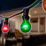 Paulmann 28452 Ampoule LED, Verre, E27, 1 W, Violet, 10,4 x 6 x 10,4 cm de la marque Paulmann image 1 produit
